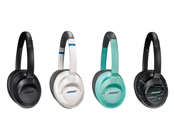 SoundTrue  around-ear headphones