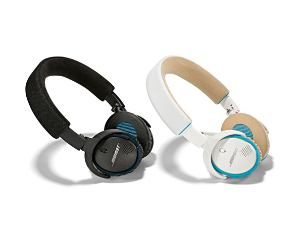 SoundLink on-ear Bluetooth headphones 1