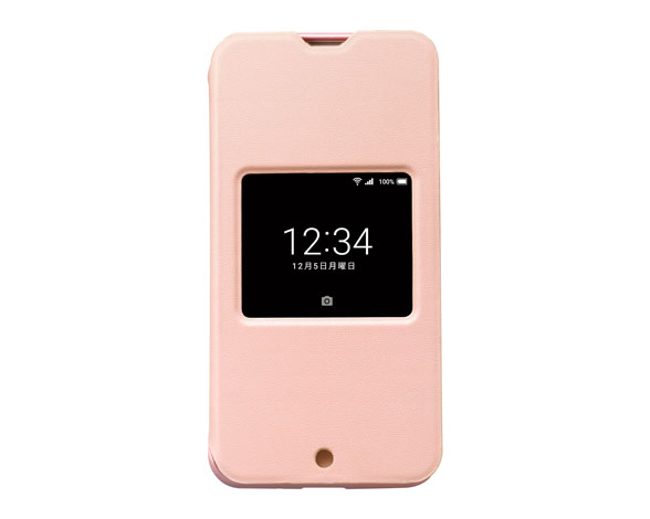 SHV37 AQUOS View Flip Cover 2