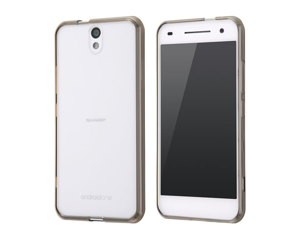 Y!mobile Android One S1用 ハイブリッドケース 3