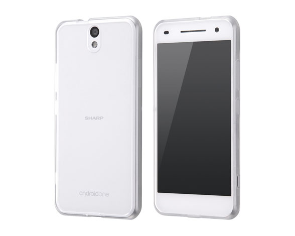 Y!mobile Android One S1用 ハイブリッドケース 2