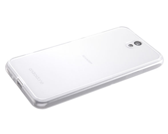 Y!mobile Android One S1用 ハイブリッドケース 4