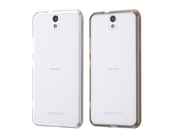 Y!mobile Android One S1用 ハイブリッドケース