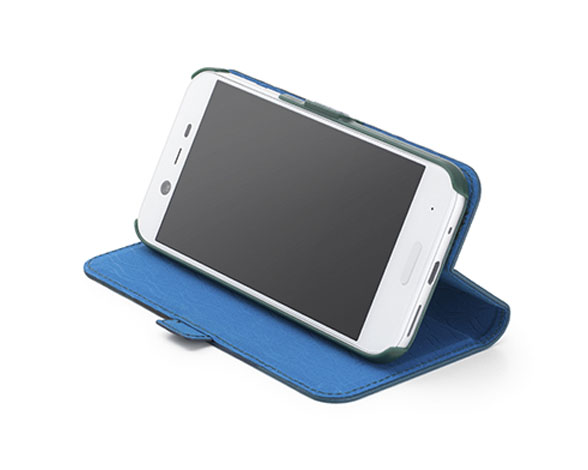 malamute Design Stand Flip for Android One X1/ wavy border 4
