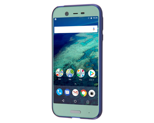 Android One X1 TPUソフトケース 極薄 3