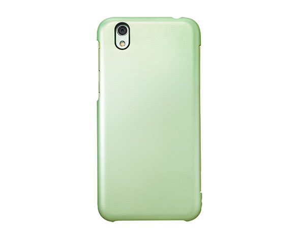 AQUOS Frosted Cover for AQUOS sense SHV40/Opal Green 2