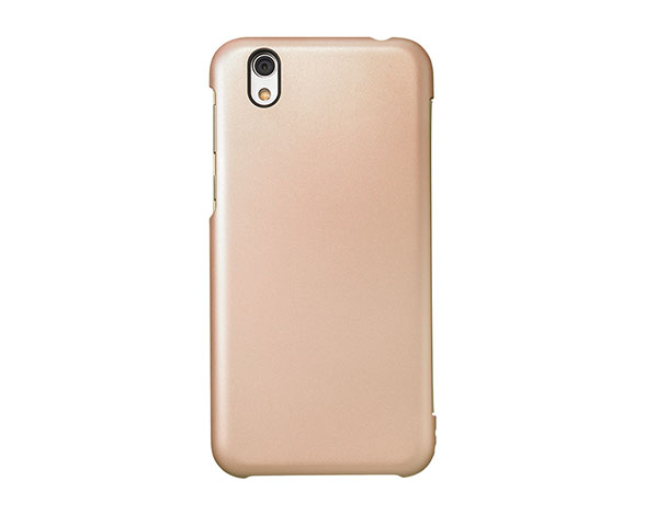 AQUOS Frosted Cover for AQUOS sense SHV40/Misty Pink 2