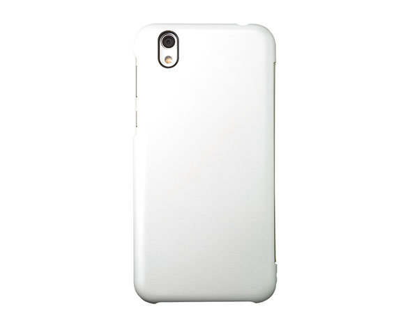 AQUOS Frosted Cover for AQUOS sense SHV40/Silky White 2