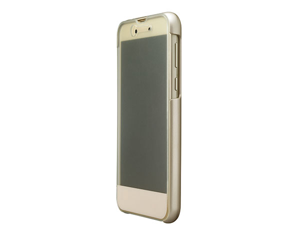 AQUOS Frosted Cover for AQUOS sense SH-01K /シャンパンゴールド ASH79696 2