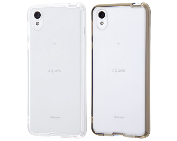 AQUOS sense plus/Android One X4 ハイブリッドケース