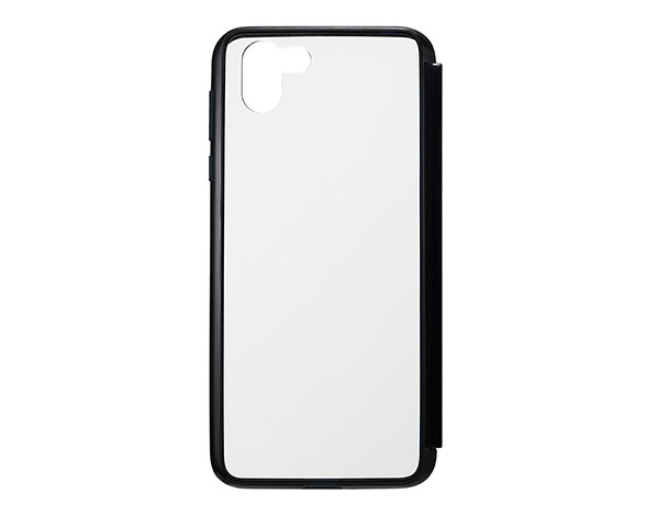 AQUOS Frosted Cover for AQUOS R2 SH-03K K/プレミアムブラック 3