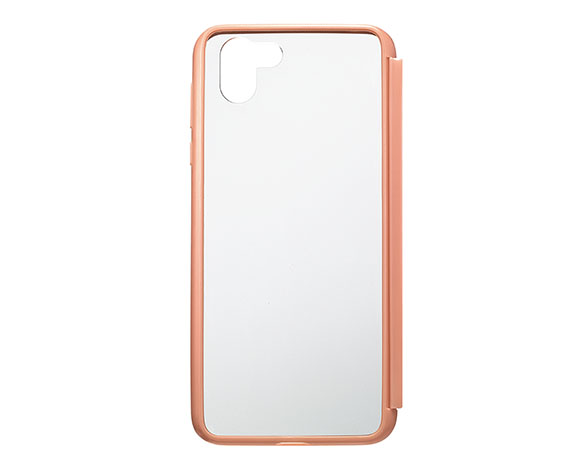 AQUOS Frosted Cover for AQUOS R2 SH-03K P/コーラルピンク 3