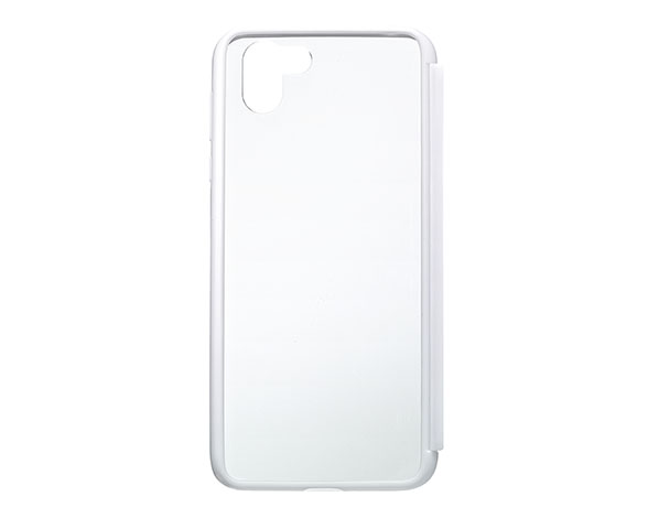 AQUOS Frosted Cover for AQUOS R2 SH-03K W/プラチナホワイト 3