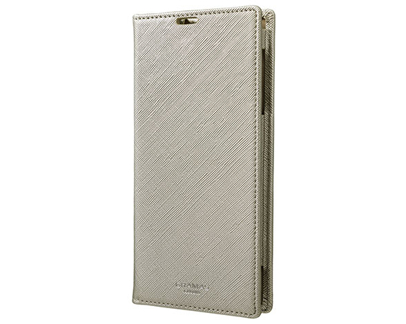 """EURO Passione"" Book PU Leather Case for AQUOS R2 4"