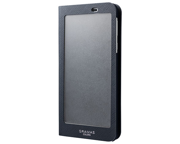 """EURO Passione"" Frosted Book Case for AQUOS sense plus 3"