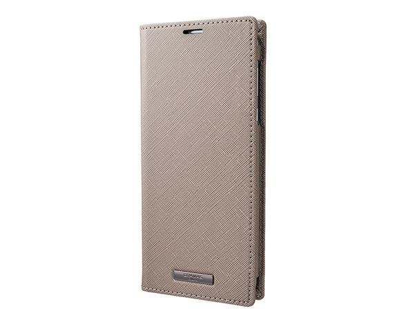 EURO Passione PU Leather Book Case for AQUOS sense3 plus TPE