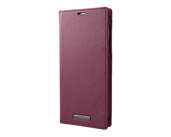 EURO Passione PU Leather Book Case for AQUOS sense3 plus WNE