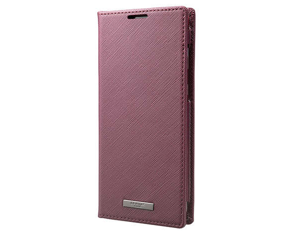 EURO Passione PU Leather Book Case for AQUOS zero2 WNE