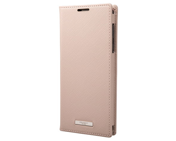EURO Passione PU Leather Book Case for AQUOS R5G PBG
